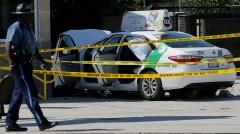 В Мюнхене автомобиль протаранил пешеходов, затем их избили