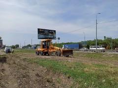 Два современных надземных перехода строят в Невинномысске