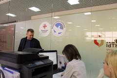 В краснодарском МФЦ открылось окно «ОНФ. Помощь» для обращений граждан