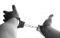 В Курской области задержан полицейский за госизмену