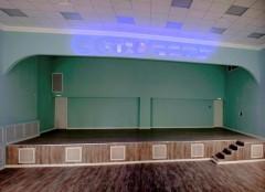 В Ставропольском региональном колледже вычислительной техники и электроники отремонтировали актовый зал