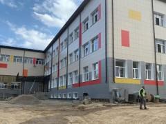 Строительство школы в Кисловодске завершат в сентябре