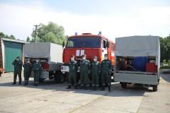 В Адыгее закупили новую спецтехнику для борьбы с лесными пожарами