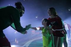 «Локомотив-Кубань» отмечена баскетбольной Евролигой за лучшую реализацию благотворительного проекта