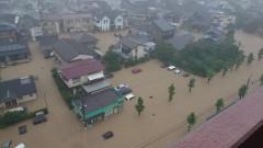 «Большая вода» в Китае: почти 1 млн человек пострадали от проливных дождей