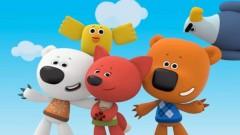 Российские анимационные сериалы «Ми-ми-мишки» и «Лео и Тиг» покажут в странах Ближнего Востока.