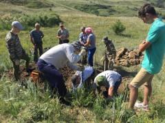 Эхо войны: в Невинномысске ведутся поиски места гибели летчика Свиридова