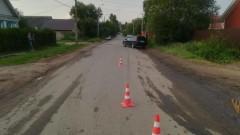 В Твери подвыпивший водитель сбил пятилетнего мальчика, шедшего с пьяными родителями