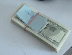 Более 14 тысяч незадекларированных долларов США изъяли ростовские таможенники