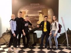 Команда краснодарских школьников вошла в тройку лучших на международном конкурсе «Мой первый бизнес»