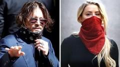Эмбер Херд утверждает, что Джонни Депп угрожал ей расправой
