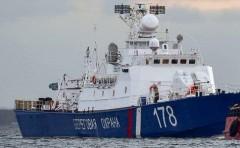 Капитан сухогруза под флагом Панамы заплатил 40 тысяч рублей штрафа за нарушение режима госграницы в Новороссийске