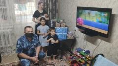 На Ставрополье сотрудники ФСИН провели акцию помощи нуждающимся семьям с маленькими детьми