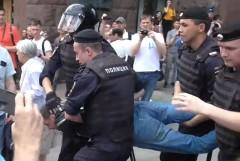 Суд арестовал первого участника массовой драки и потасовок в Москве