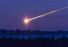 Падение метеорита в Испании оказалось в объективе видеокамер