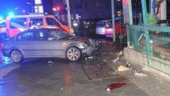 В Берлине автомобиль протаранил толпу людей, семеро пострадали