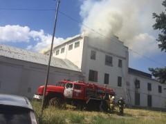 Три пожара за одну смену удалось ликвидировать в ставропольской колонии