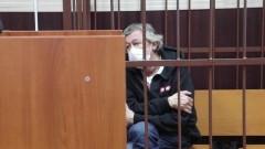 Михаила Ефремова доставили в суд по делу о смертельном ДТП