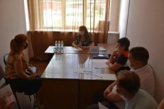 Депутат Госдумы Светлана Бессараб провела прием граждан в Апшеронском районе