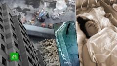 В Москве на маляра рухнуло 30 кг строительного мусора, женщина скончалась
