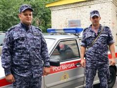 В Ставрополе росгвардейцы помогли вернуться домой потерявшемуся ребенку