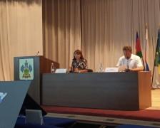 Светлана Бессараб ответила на вопросы профактива и жителей Ейского района Кубани