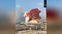 При взрыве на складе аммиачной селитры в Бейруте погибло более 100 человек