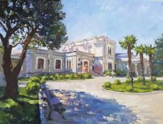 В Новороссийске состоится персональная выставка художницы Екатерины Солод «Крымские каникулы»