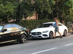 Взялся за старое: в Сочи задержан подозреваемый в кражах автомобильных зеркал