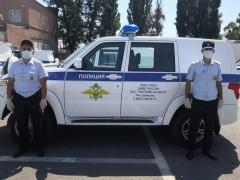 Полицейские спасли жизнь ростовчанину, решившемуся на отчаянный поступок