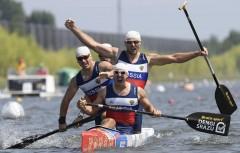 Кубанские спортсмены выступают на чемпионате России по гребле