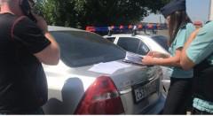 Арест автомобиля: в Краснодаре неплательщик алиментов стал пешеходом