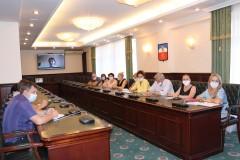 Восстановление прав обманутых дольщиков обсудили в КавМинводах
