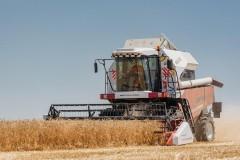 Ростсельмаш поставил первую партию зерноуборочных комбайнов NOVA в Эфиопию