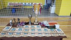 В Невинномысске разыграли первый Кубок по мини-футболу