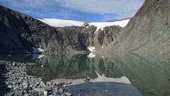 На Урале полностью растаял один из крупнейших ледников