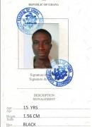 На Кубани несовершеннолетний гражданин Республики Гана пытался незаконно пересечь границу