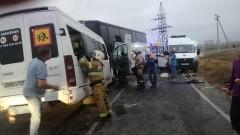 В Анапе скончалась пострадавшая в ДТП с автобусом и микроавтобусом