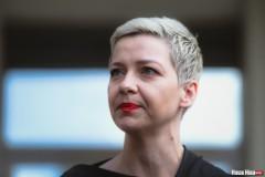 Мария Колесникова помещена в СИЗО в Минске