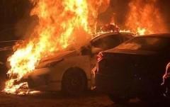 В Сочи задержали подозреваемую в поджоге 11 автомобилей