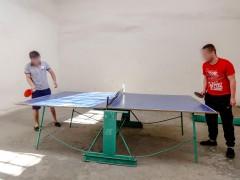 На Ставрополье прошел турнир по настольному теннису среди несовершеннолетних осужденных