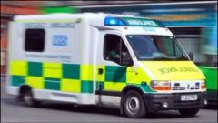 В Великобритании школьный автобус врезался в мост, есть пострадавшие