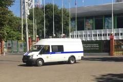 В Краснодаре обезвредили взрывное устройство у стадиона «Кубань»
