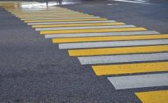 Наконец-то добились: на одном из перекрестков в Тамани появился пешеходный переход
