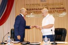 В ГУФСИН по Ростовской области представили нового руководителя