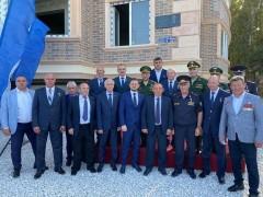 Глава Невинномысска принимает участие в Вахте Героев Отечества