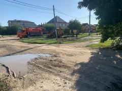 Активисты ОНФ добились ликвидации разлива канализационных стоков в частном секторе Краснодара