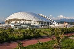 Стадион «Фишт» стал туристическим объектом