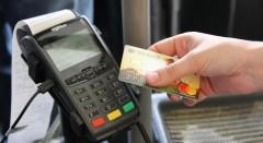 Число безналичных платежей на Кубани выросло на треть