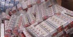 Гражданин Абхазии пытался провезти через границу в тайнике 730 пачек сигарет